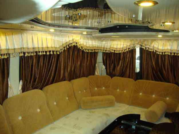 Luxury   Tempo Traveller Car Makeover India  DC Design  Infibeamcom
