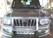 mahindra scorpio- m-hawk - sle for sale