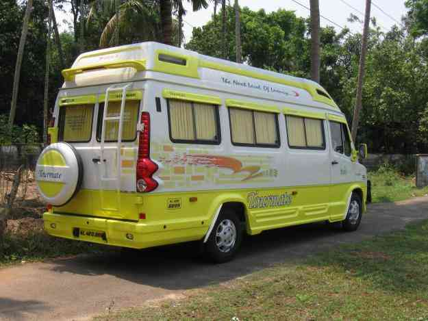 Modified Tempo Traveller For Sale In Kerala