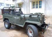 Best looking jeep in town  mahindra cj3 jeep 4wd  neatly modified