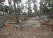 Residential land for sale at mannanthala,