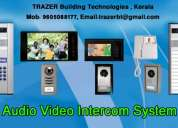 Trazer building technologies (security system in kerala)