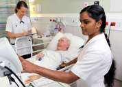 Nurses vacancies (male/female) abroad for gnm/bsc. with ielts