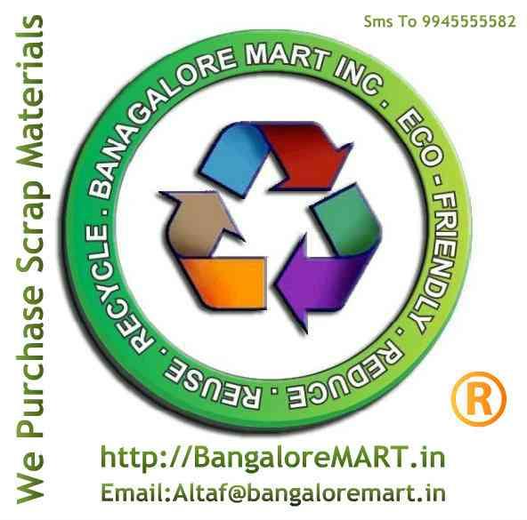 Bangalore Scrap Mart Inc 9945555582