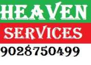 Housekeeping maid babysitter services call:9028750499