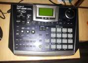 roland sp-606 sampler in just 25000 with 2 card