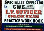 Ibps cwe specialist officer it officer by kiran prakashan