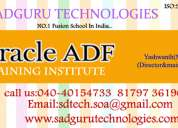 Adf online training in hyderabad