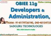 Obiee  training in hyderabad@sr nagar