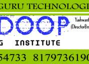 Hadoop training in hyderabad telangana